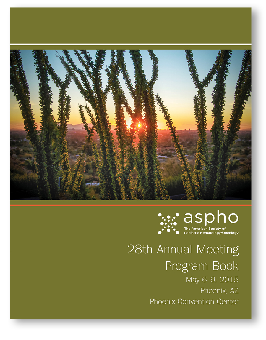 ASPHO15 Annual Meeting Cover
